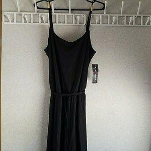 NWT Black Jumpsuit